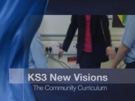 A Community Curriculum