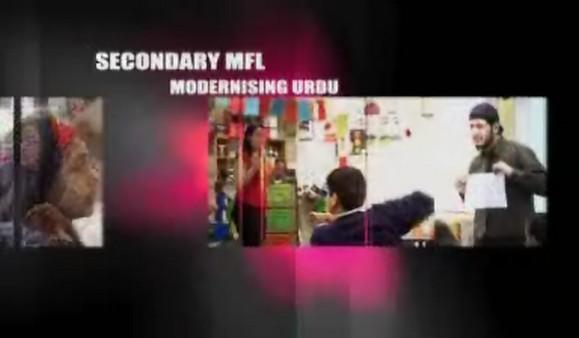 Secondary MFL – Modernising Urdu