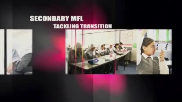 Secondary MFL – Tackling Transition