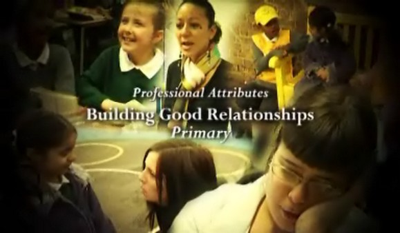 Building Good Relationships, Primary
