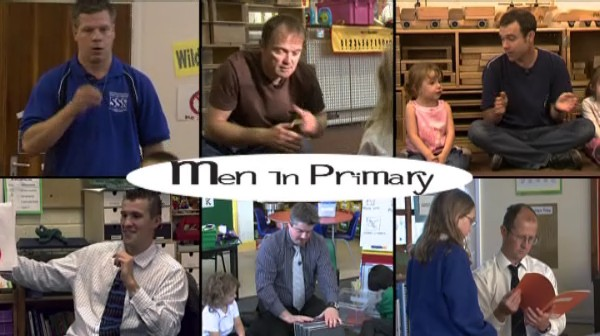 Men In Primary – Early Years