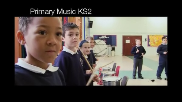 KS1/2 Music – Wider Opportunities in the Classroom