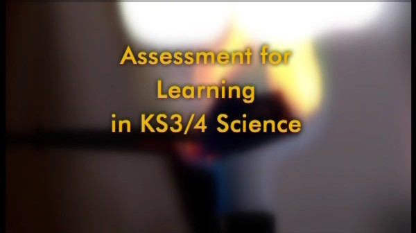 Assessment For Learning in KS3/4 Science – Andy and Physics