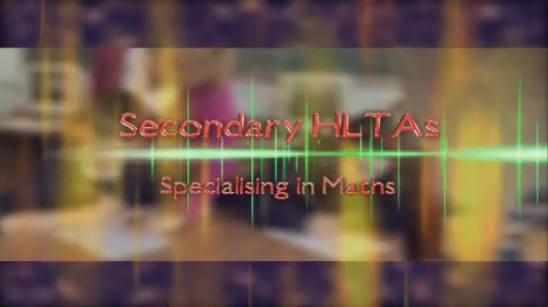 Secondary HLTAs – Specialising In Maths