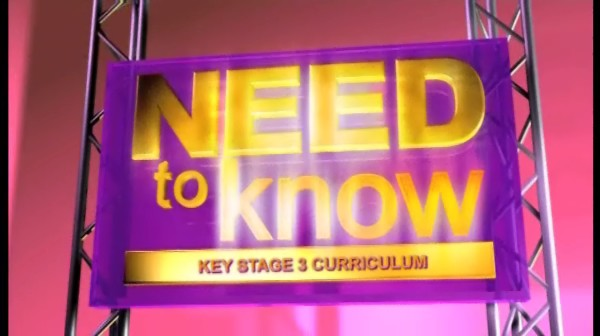 Key Stage 3 Curriculum