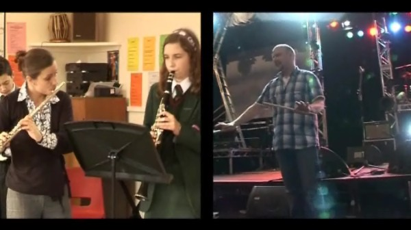 World Music From The Brit School