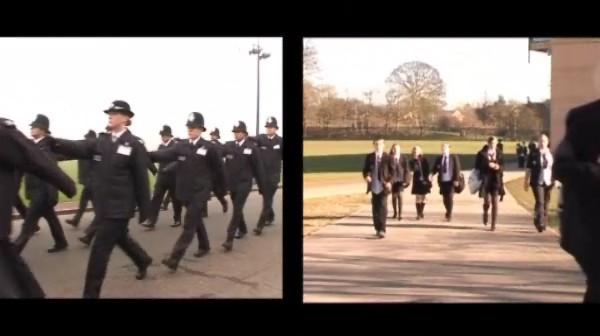 Policing Challenging Behaviour