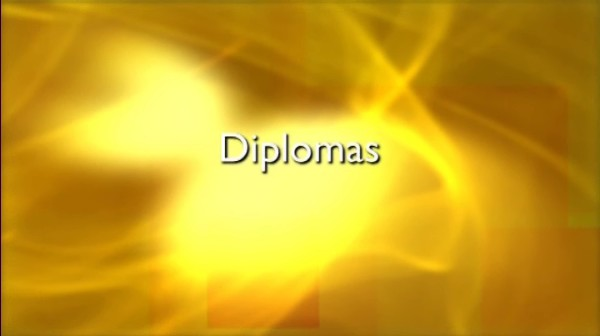 Diplomas for Governors