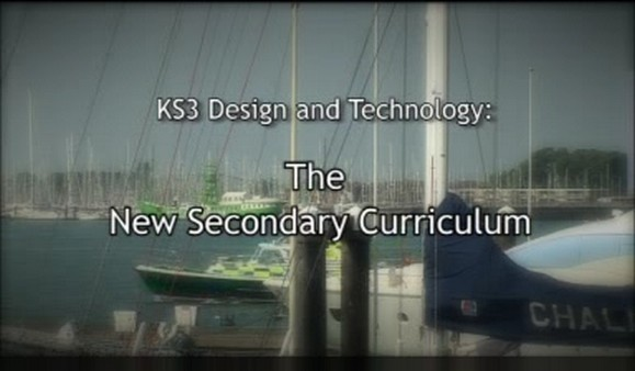 KS3 Design and Technology – The New Curriculum