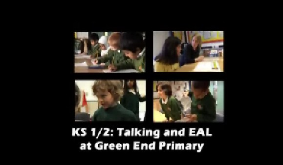 KS1/2 EAL – Talking & EAL at Green End Primary