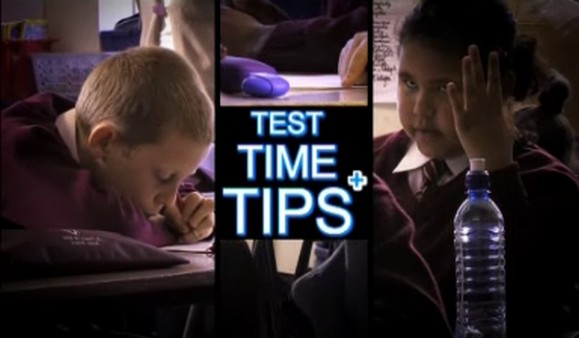 Test Time Tips – KS2 SATs