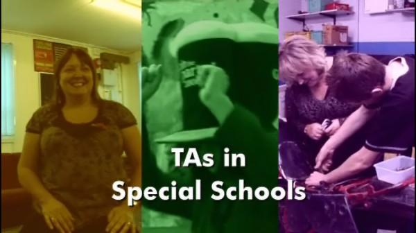 TAs – In Special Schools