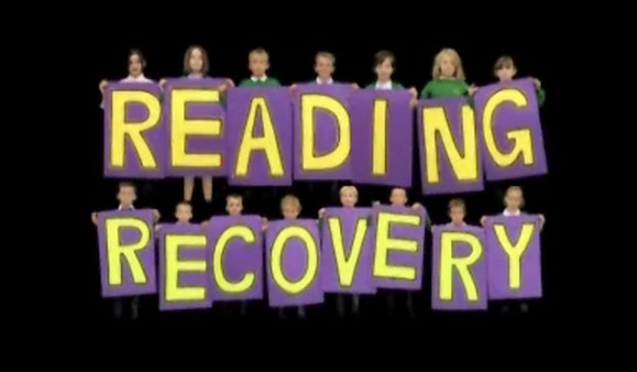 KS1/2 English – Reading Recovery: One-to-One