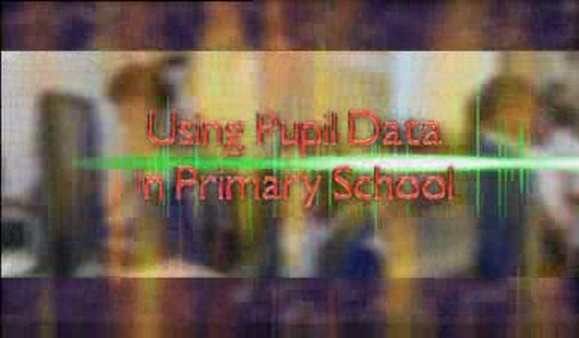 Using Pupil Data – In Primary School