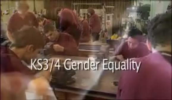KS3/4 Gender Equality – Curriculum Choices