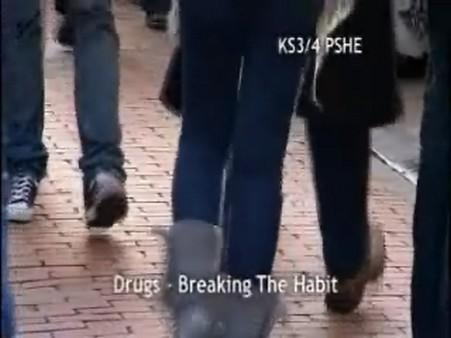 KS3/4 PSHE – Drugs – Breaking the Habit