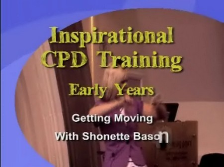 Early Years – Getting Moving with Shonette Bason