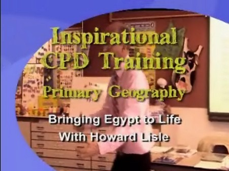 Primary Geography – Bringing Egypt to Life with Howard Lisle