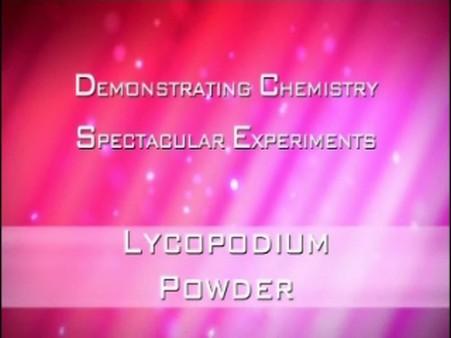 Lycopodium Powder