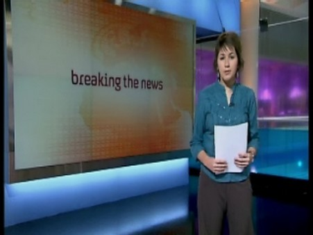 Breaking the News