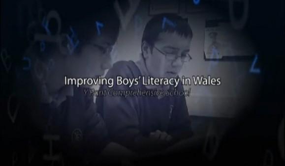 Improving Boys' Literacy in Wales – Y Pant Comprehensive School