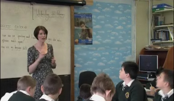 Improving Boys' Literacy in Wales – Barry Comprehensive School
