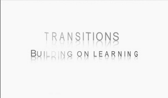Transitions: Building on Learning