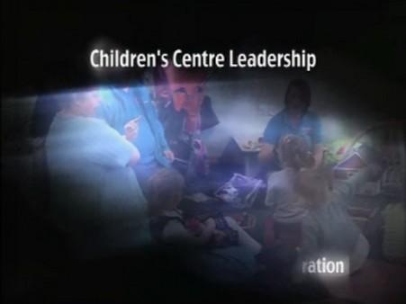 Leadership – Child Poverty