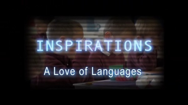 A Love of Languages