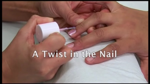 A Twist in the Nail