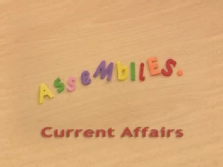 Assemblies – Episode 6