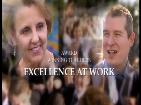 Award Winning Teachers – Excellence at Work