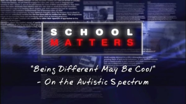 Being Different May Be Cool – On The Autistic Spectrum