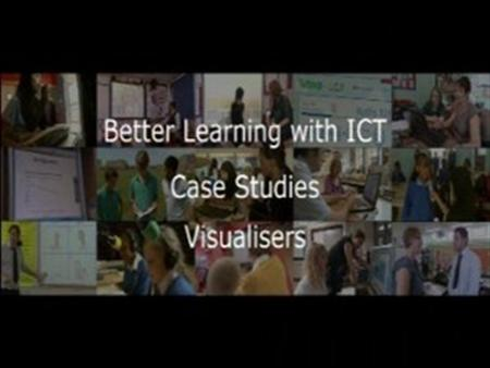 Better Learning with ICT – Case Studies (new material)