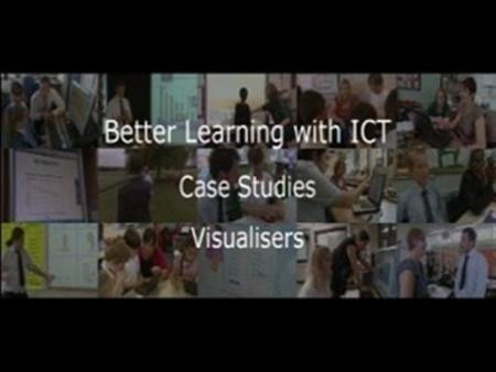 Better Learning with ICT – Case Studies (from Time Savers Special: Saving Time with ICT(C4243/001)