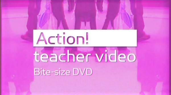 Bite-size DVD