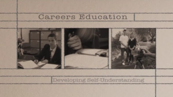 Careers Education – Developing Self-Understanding