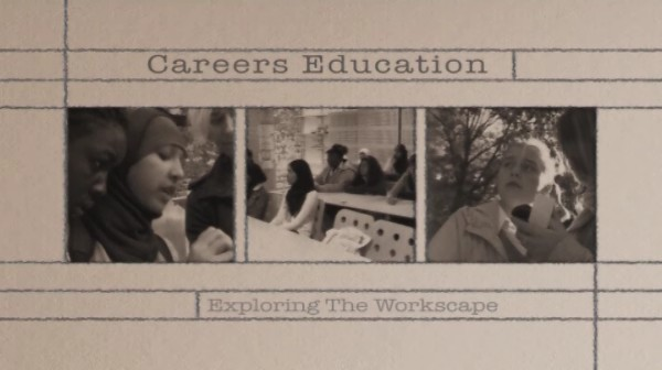 Careers Education – Exploring the Workscape
