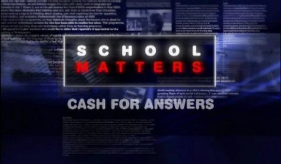 Cash for Answers