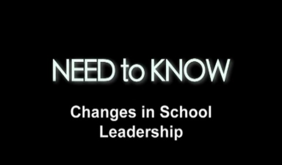 Changes in School Leadership