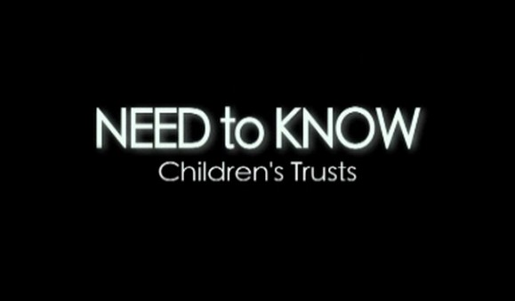 Children's Trusts