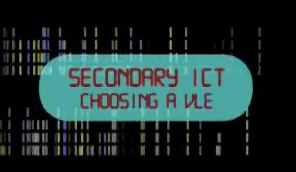 Choosing a VLE