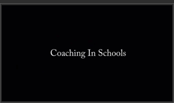 Coaching in Schools