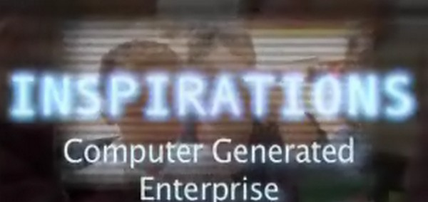 Computer Generated Enterprise