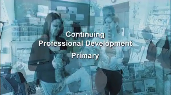 Continuing Professional Development – Primary – Within the School