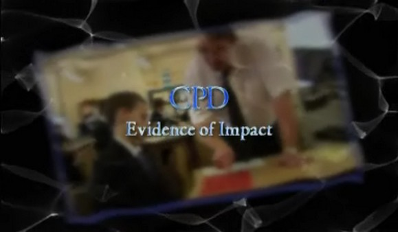 CPD – Evidence of Impact