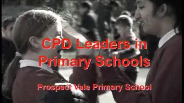CPD Leaders in Primary Schools – Prospect Vale Primary School