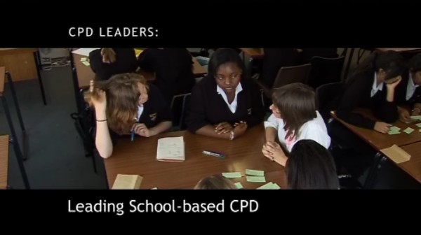 CPD Leaders – Leading School-based CPD