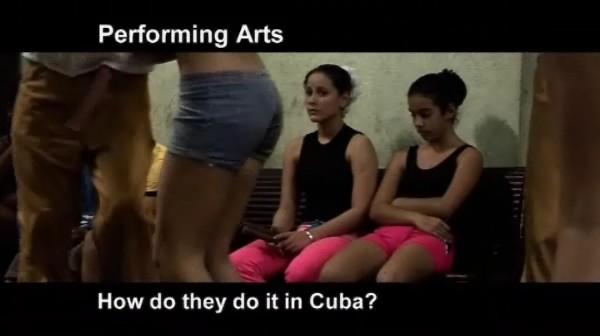 Cuba – Performing Arts
