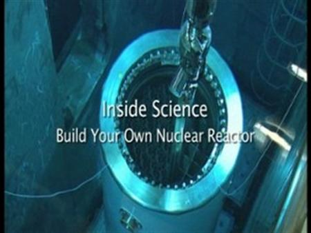 DIY Nuclear Power Reactor